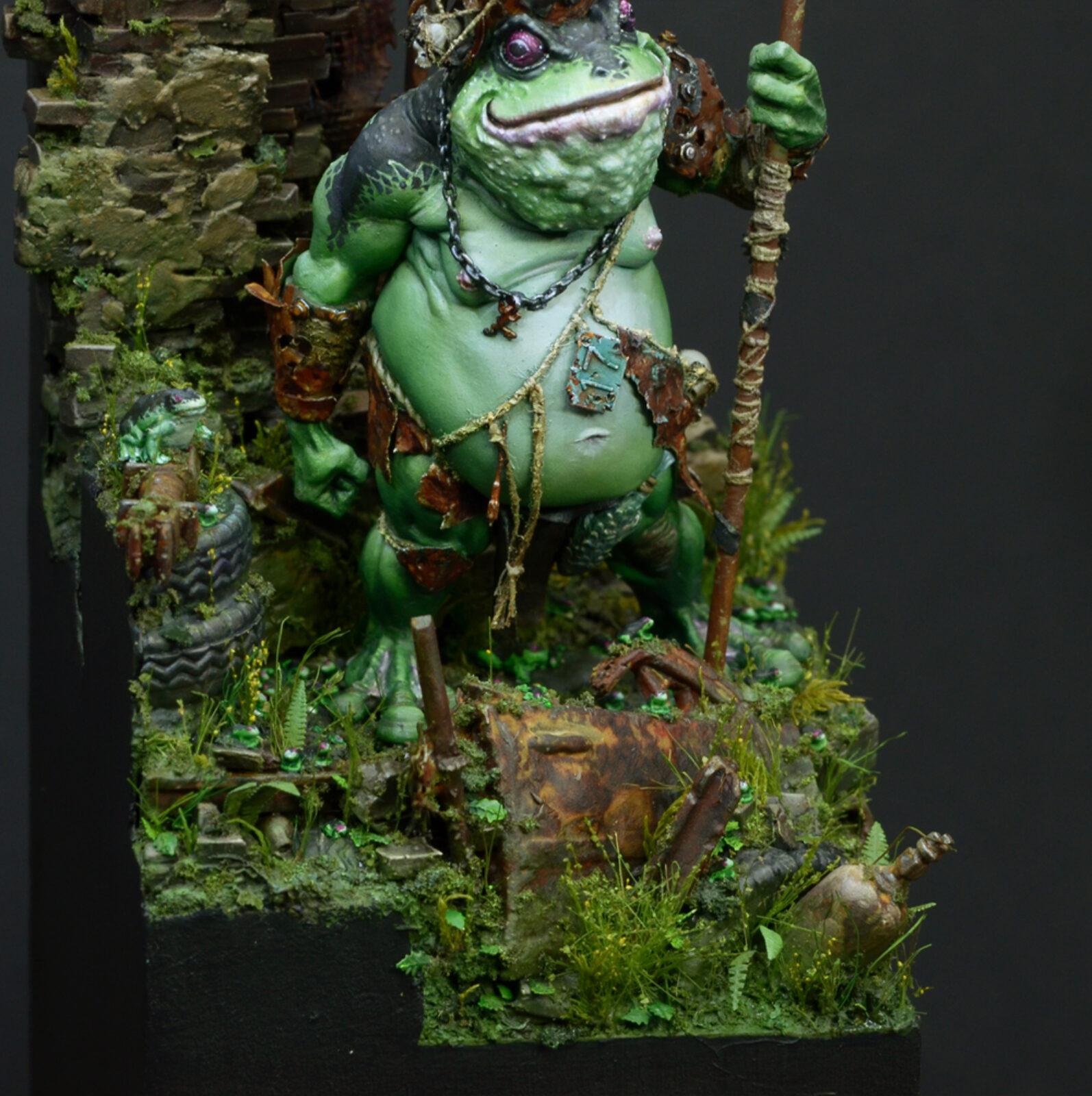 Roman Lappat – Painted Miniature Art
