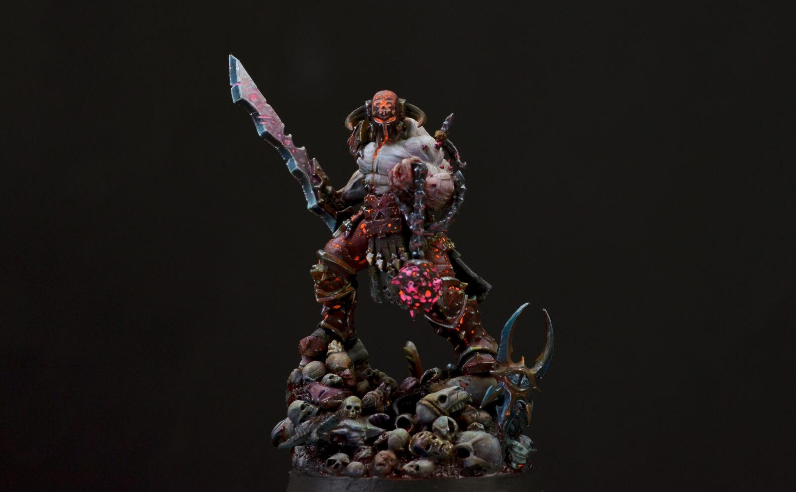 Khorne Chaos Warrior04