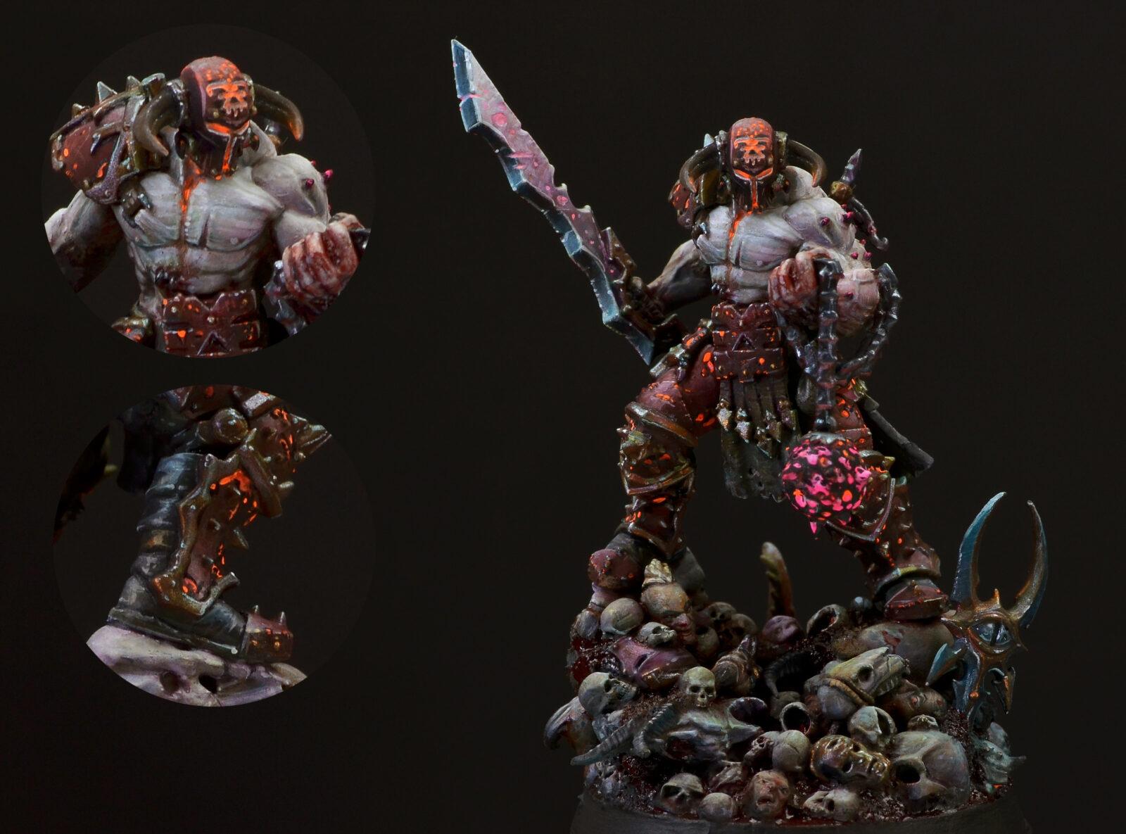 Khorne Chaos Warrior08