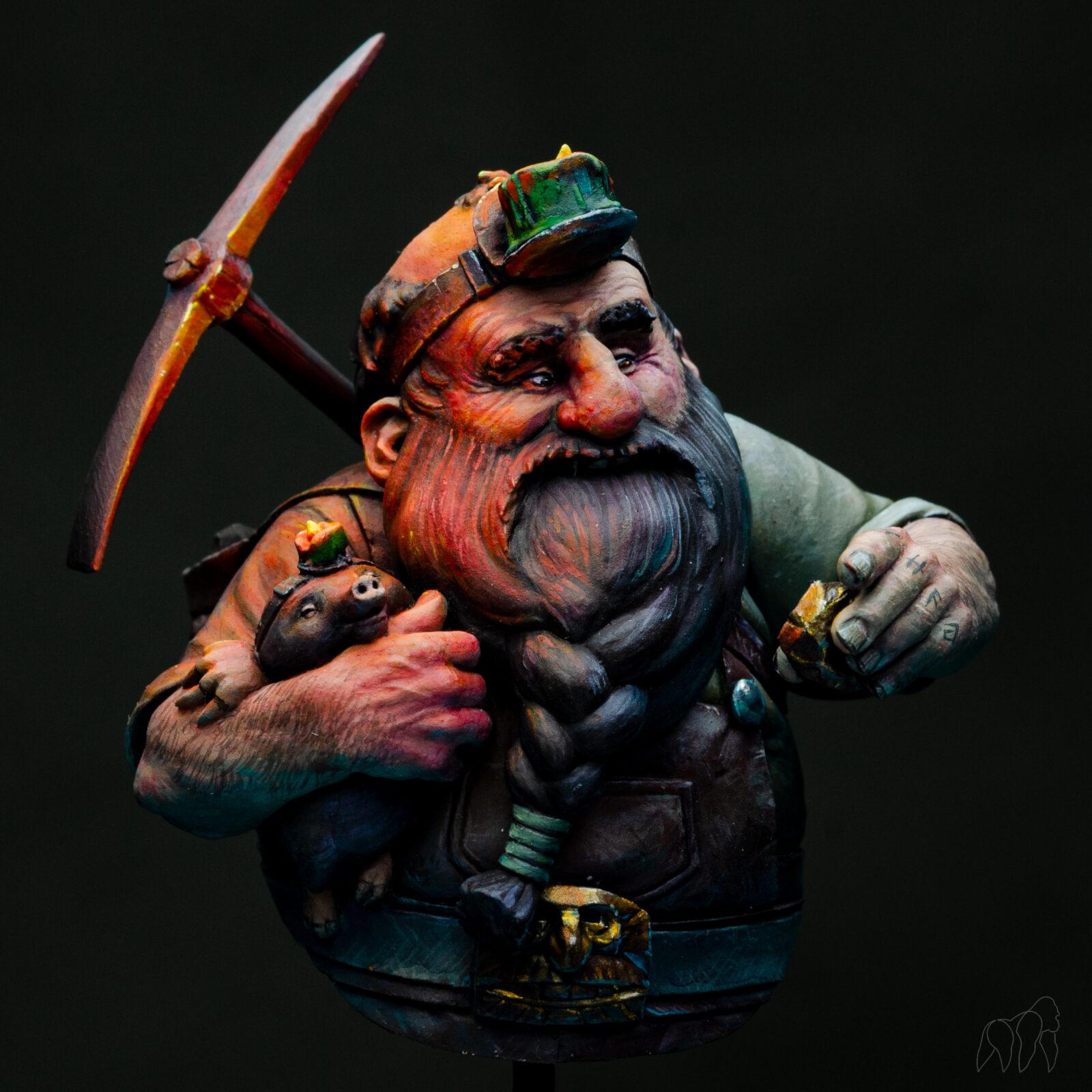 Lucas Pina Dwarf Golddigga09