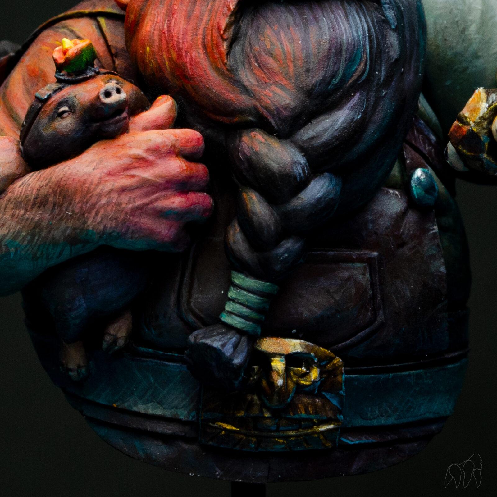 Lucas Pina Dwarf Golddigga11