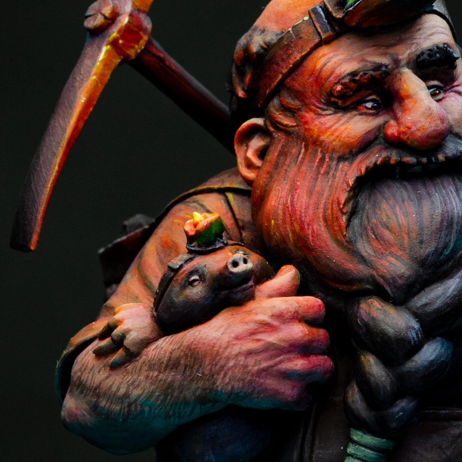 Lucas Pina Dwarf Golddigga12