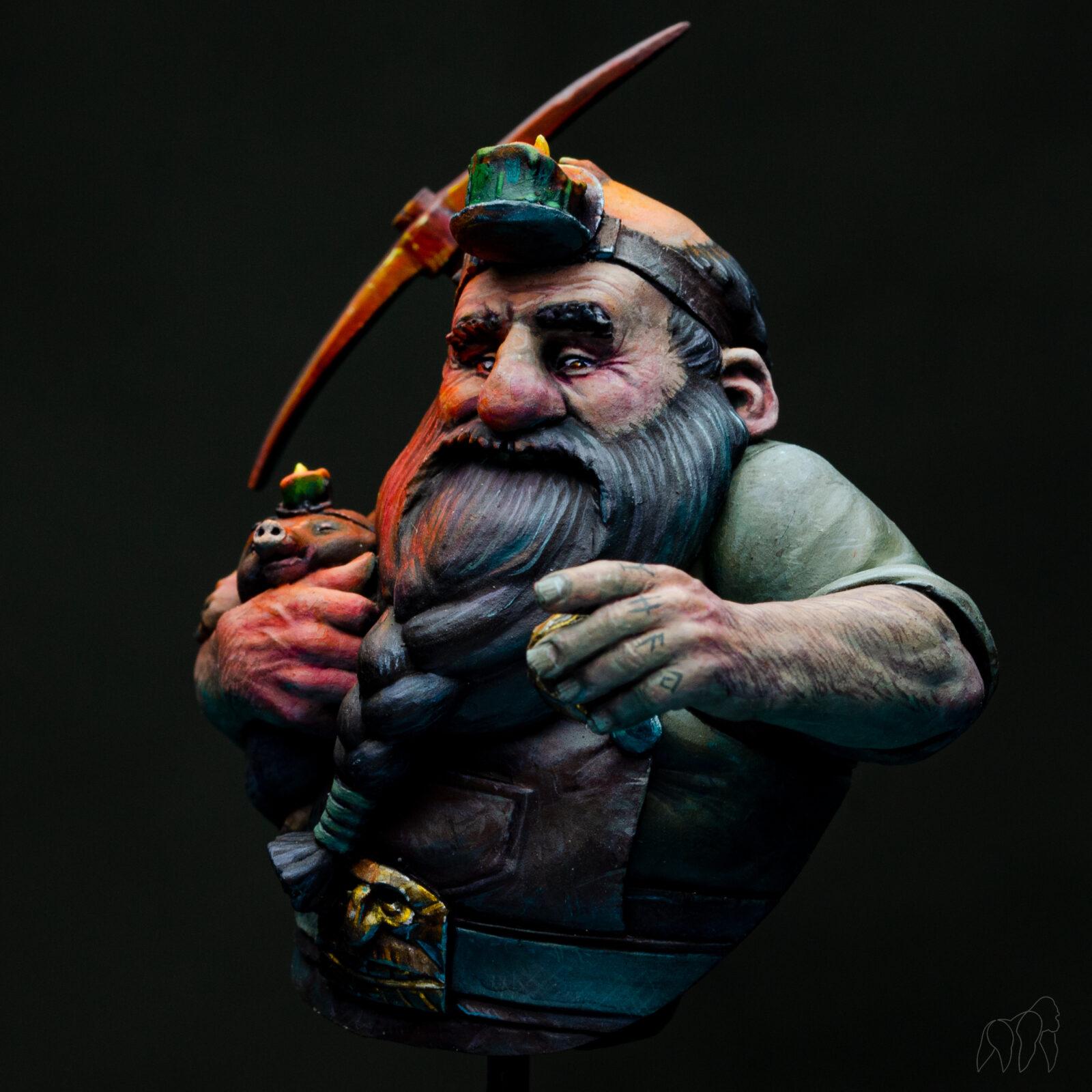 Lucas Pina Dwarf Golddigga13