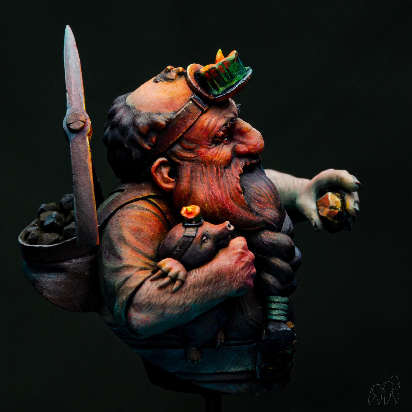 Lucas Pina Dwarf Golddigga19