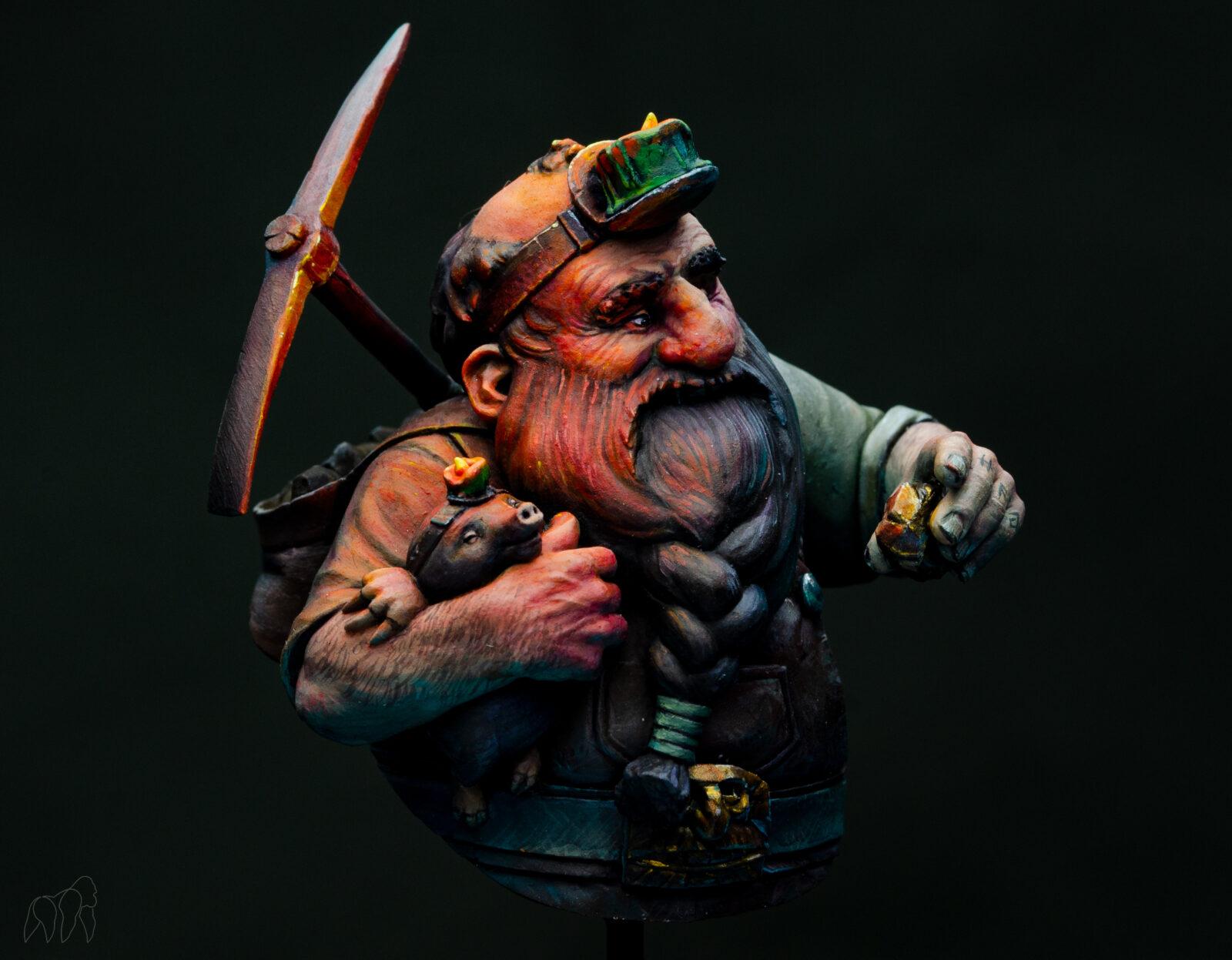 Lucas Pina Dwarf Golddigga21