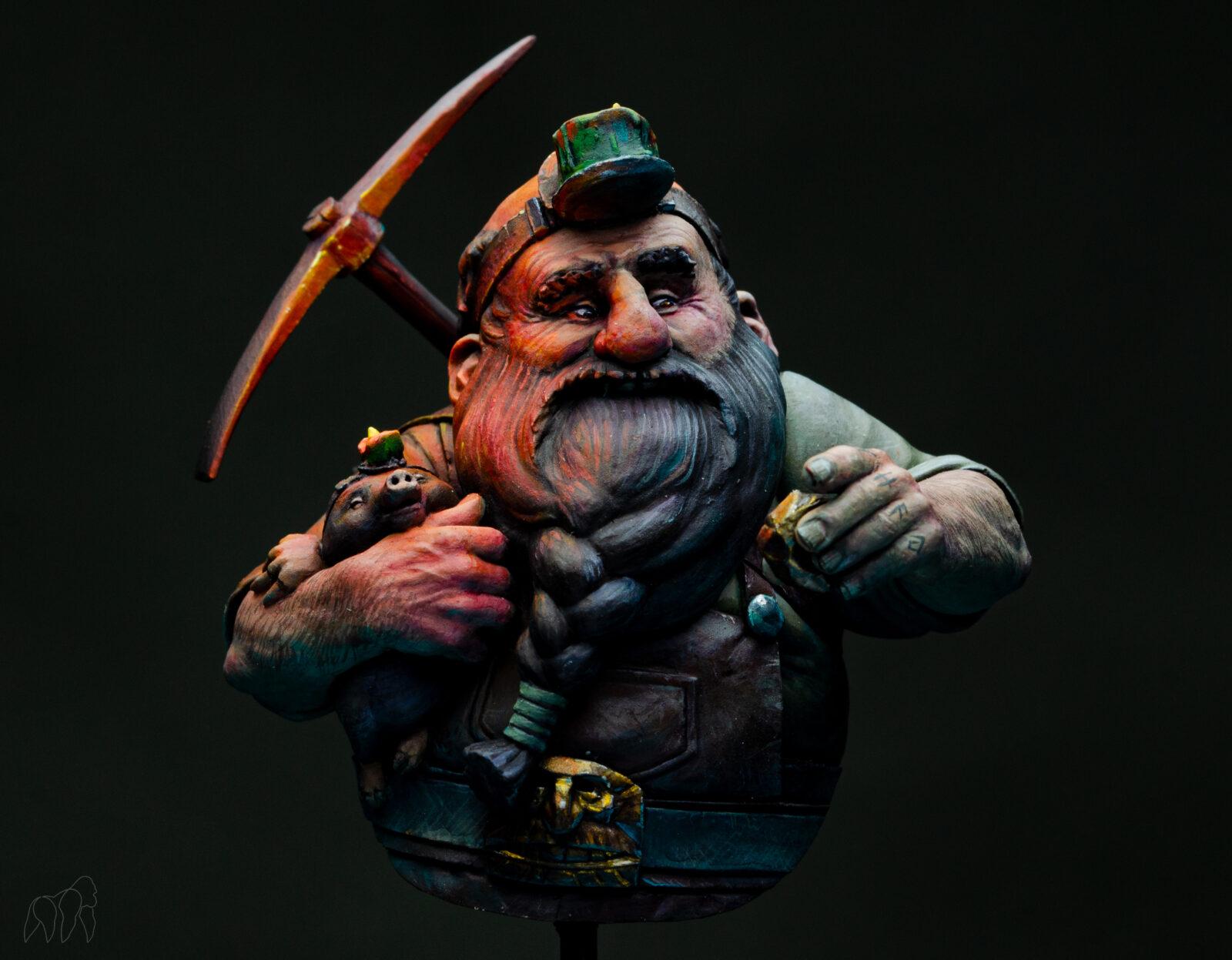 Lucas Pina Dwarf Golddigga25