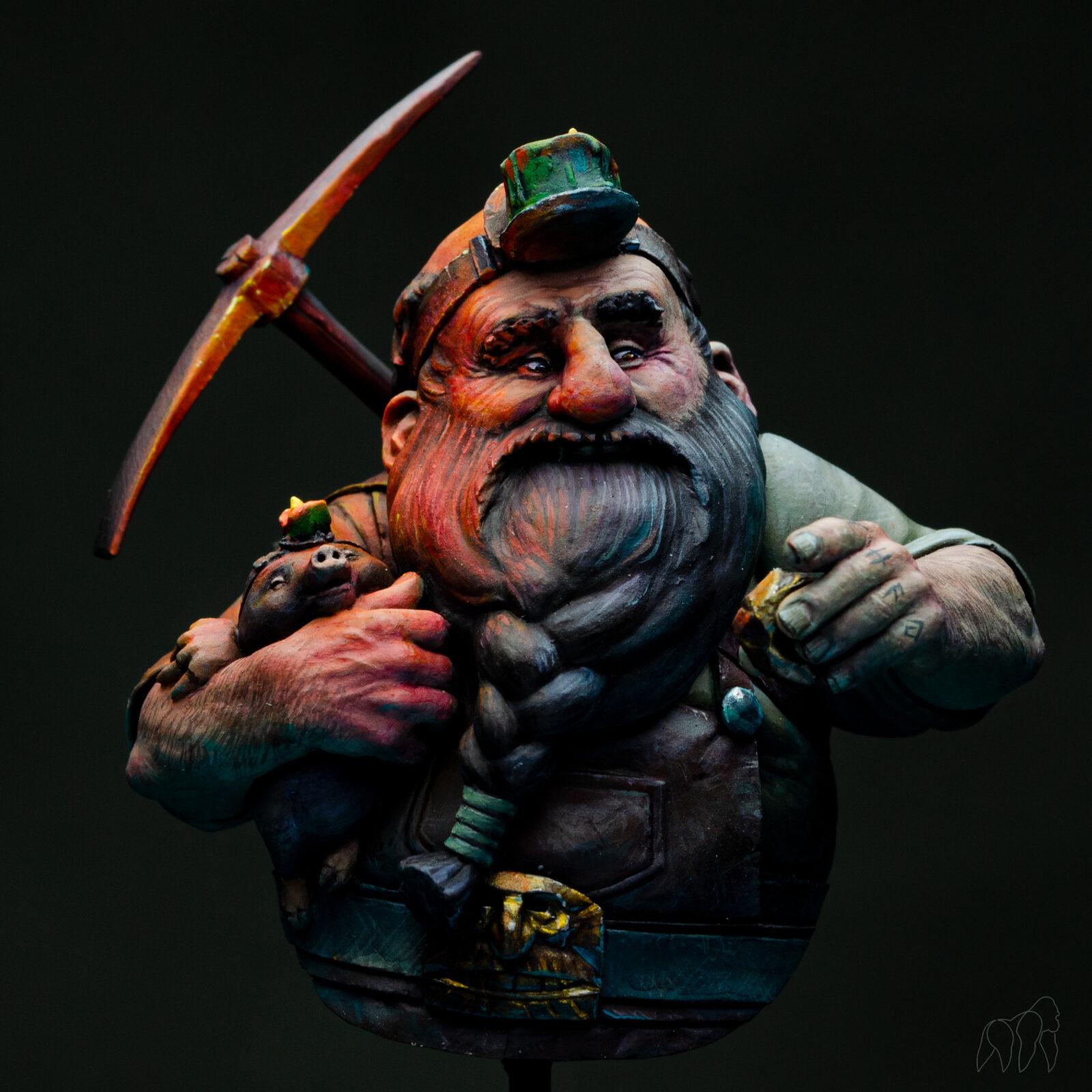 Lucas Pina Dwarf Golddigga26