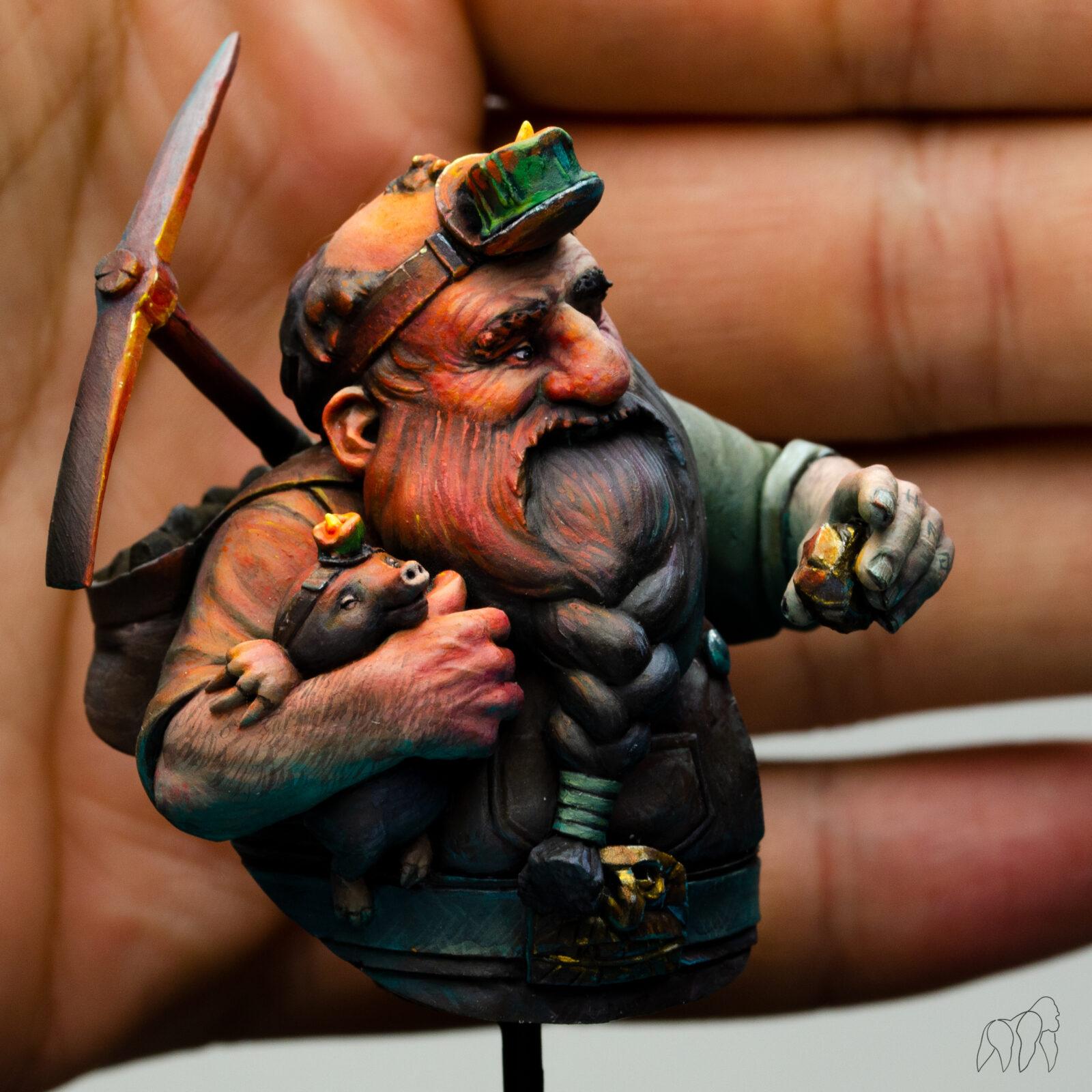 Lucas Pina Dwarf Golddigga29