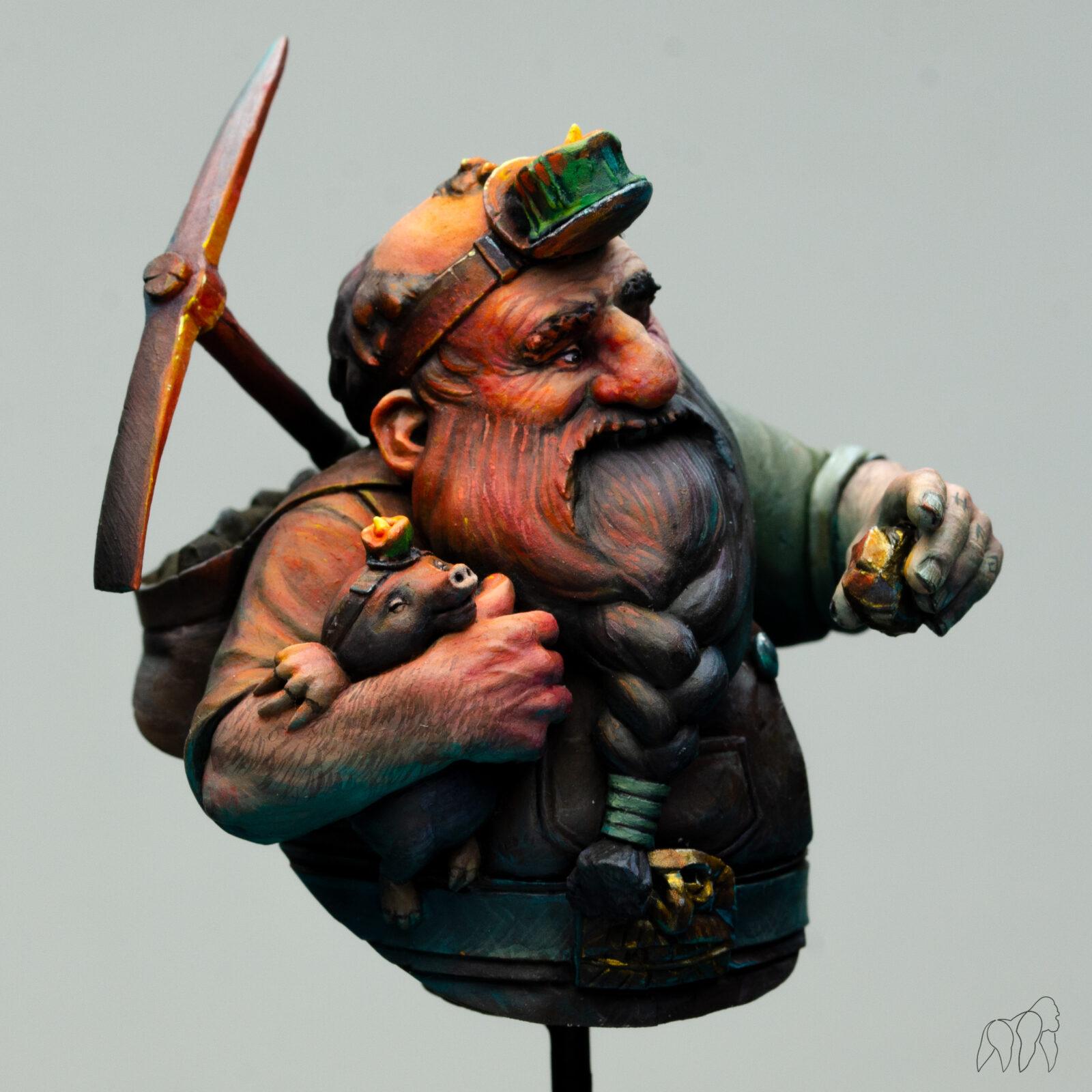Lucas Pina Dwarf Golddigga31