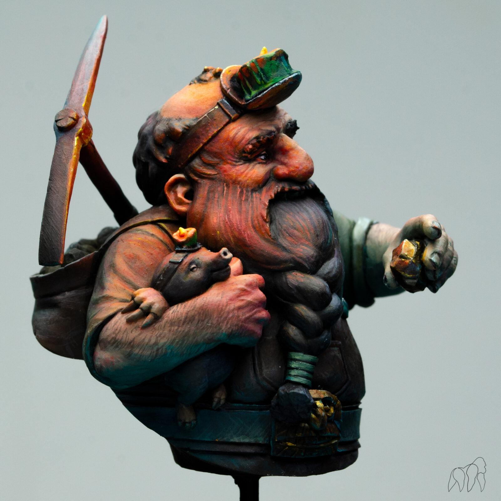 Lucas Pina Dwarf Golddigga32