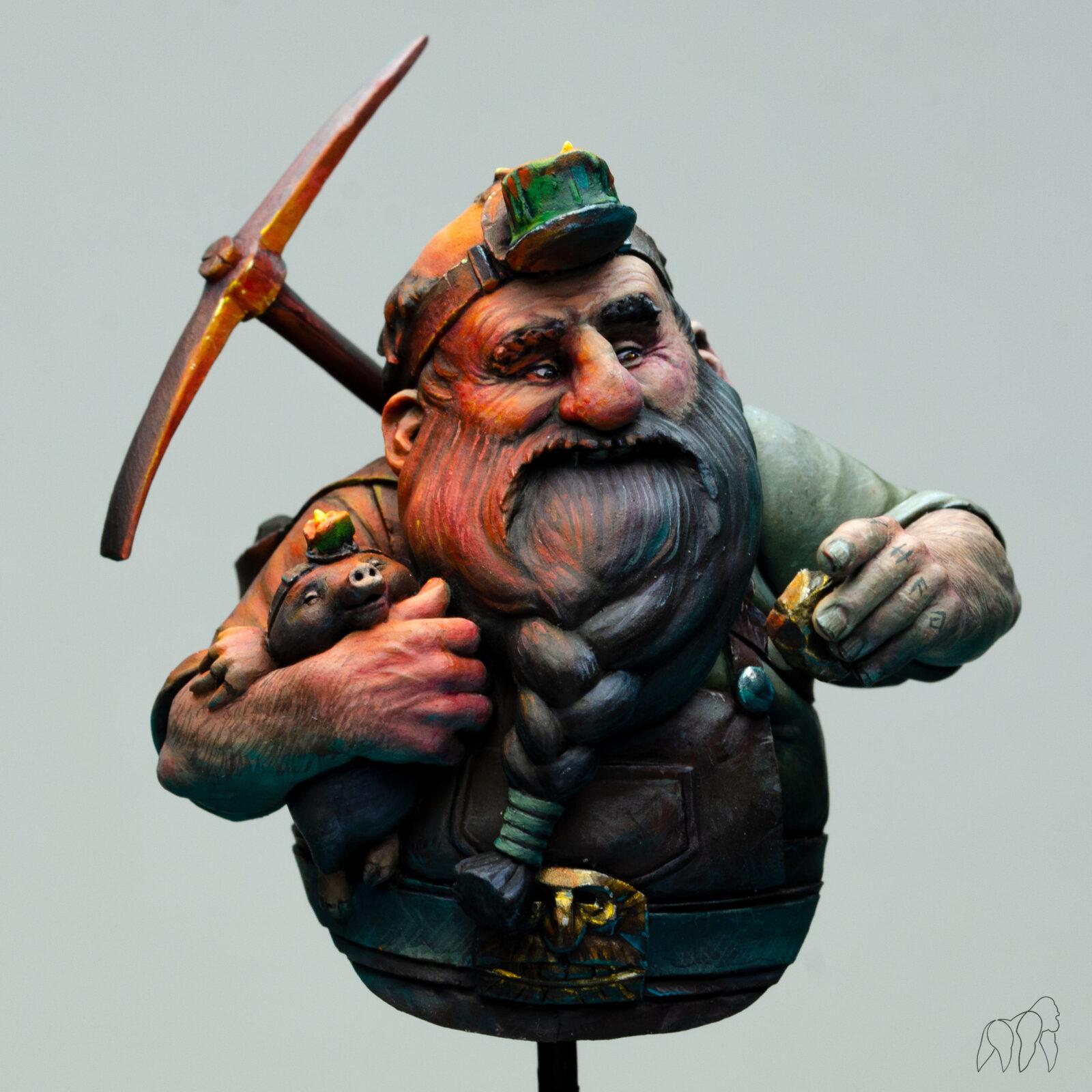 Lucas Pina Dwarf Golddigga33