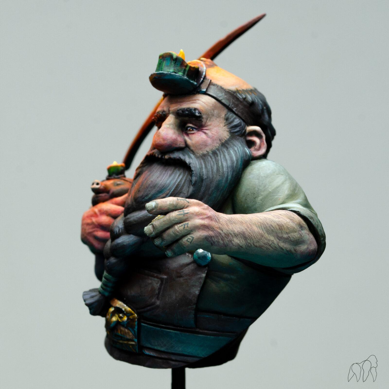 Lucas Pina Dwarf Golddigga34