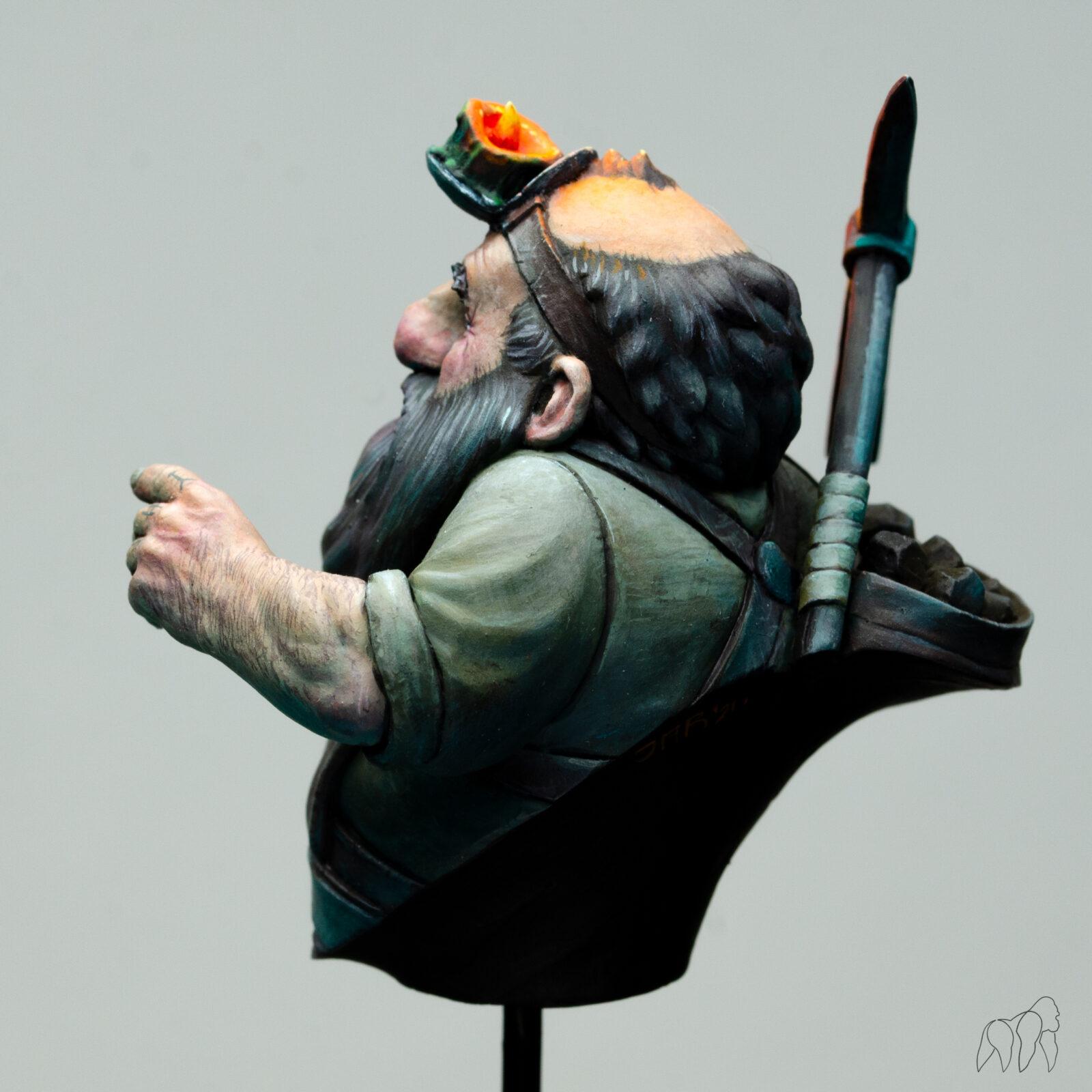 Lucas Pina Dwarf Golddigga35