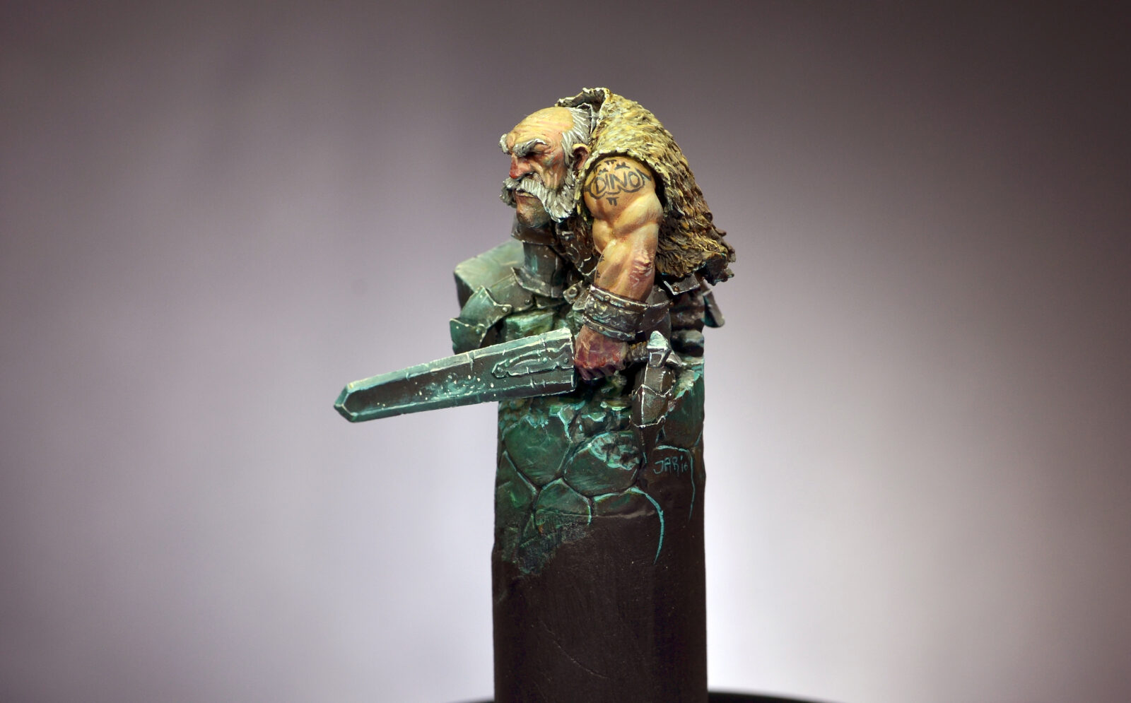 Orc Warboss11