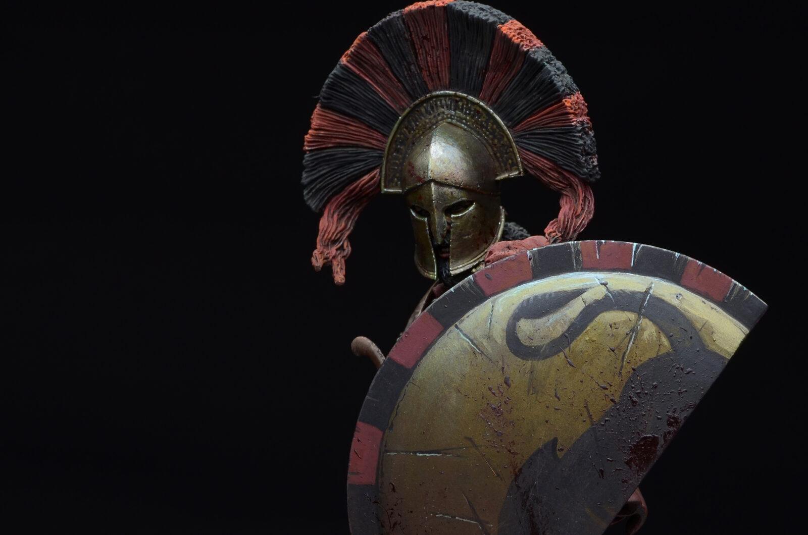 Spartan Warrior16