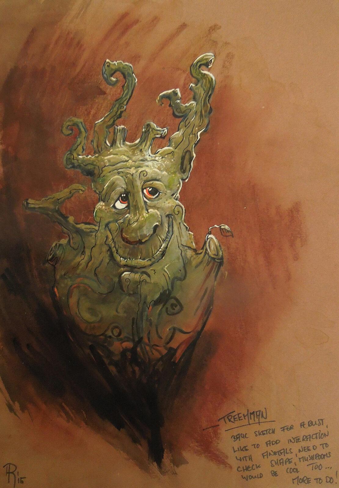 Treeman Roman