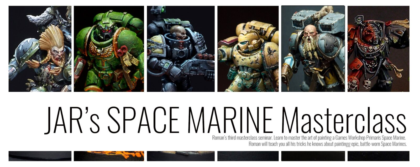 Banner Spacemarine