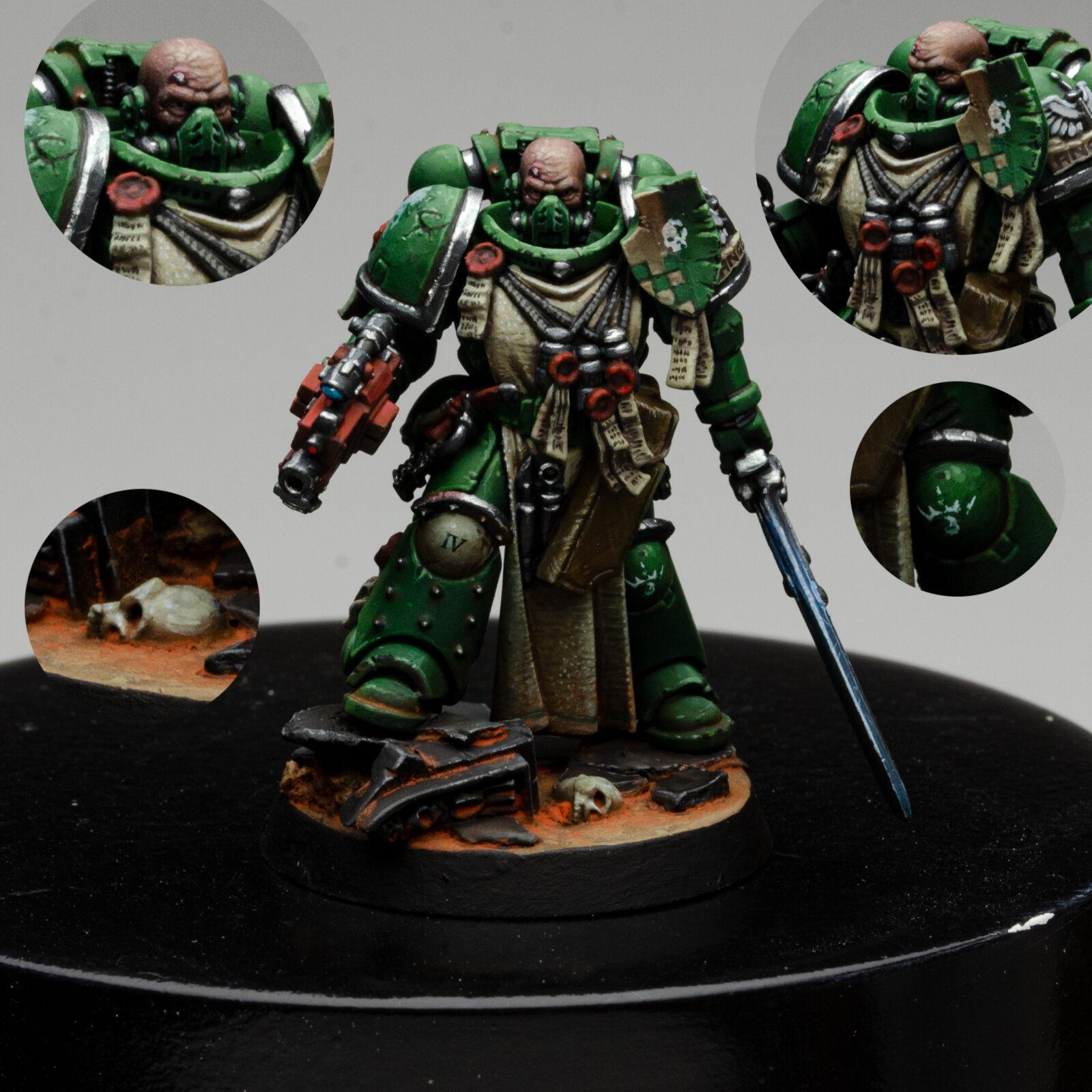 Primaris Seargent Darkangels00