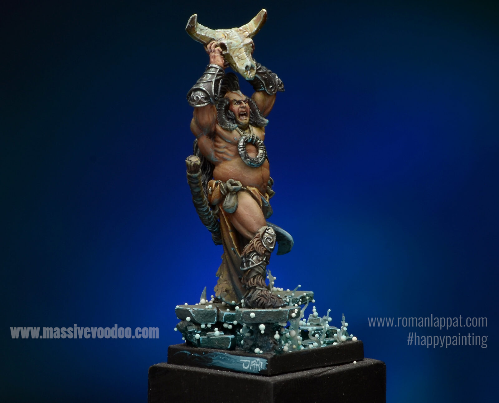 Khorne Chaos Warrior07