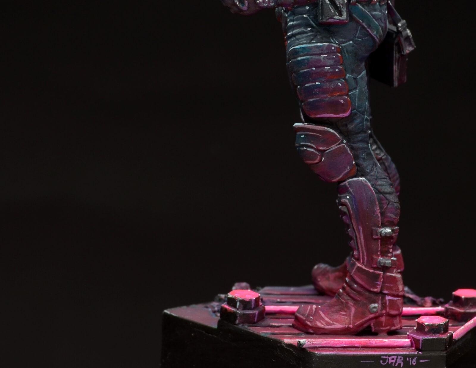 Khorne Chaos Warrior12