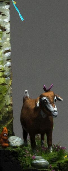 Goat Thumb