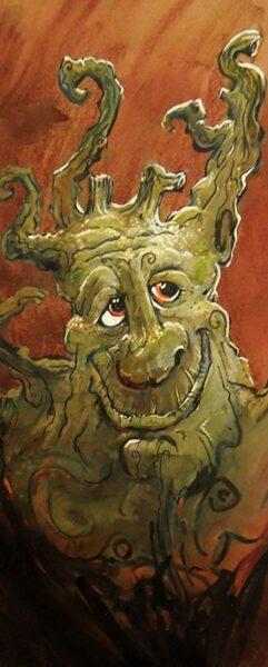 Treeman Thumb